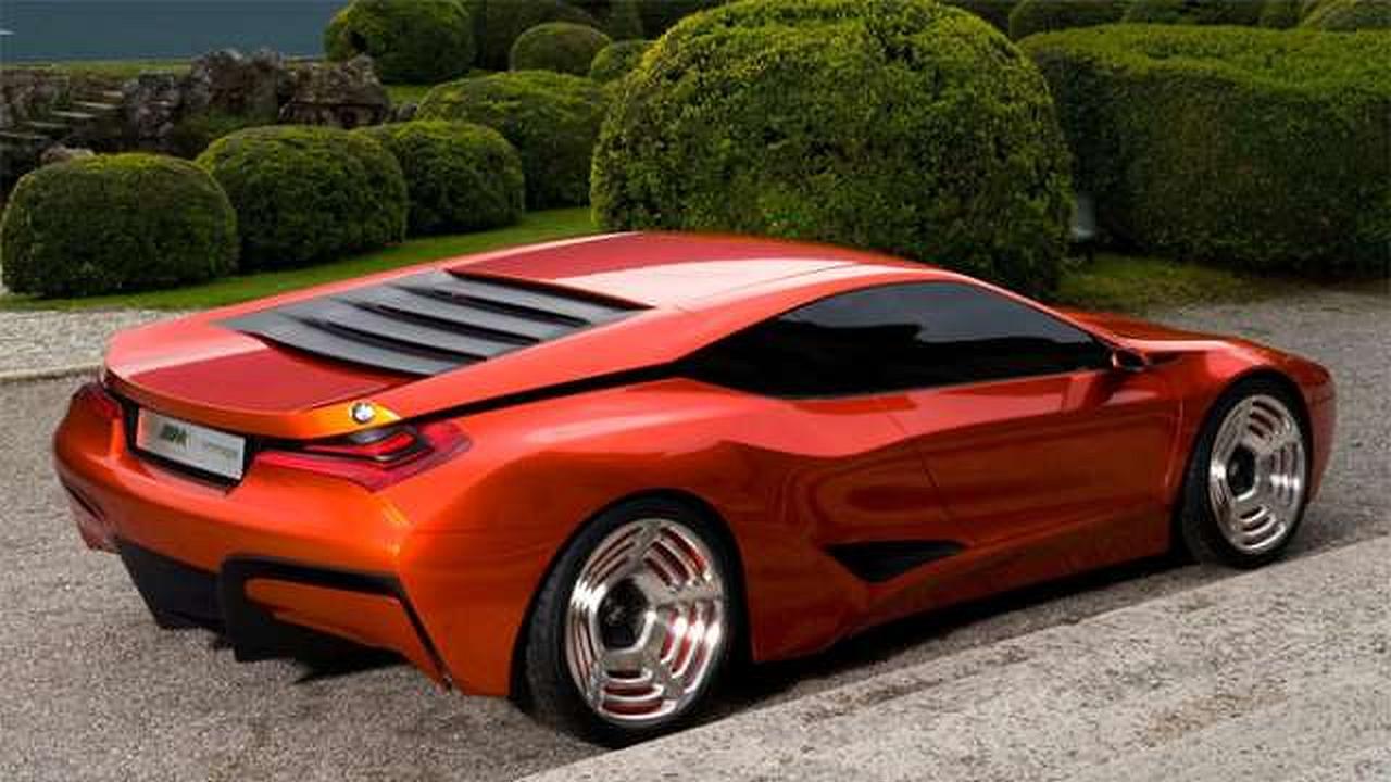 El último auto concepto de la BMW: el M1