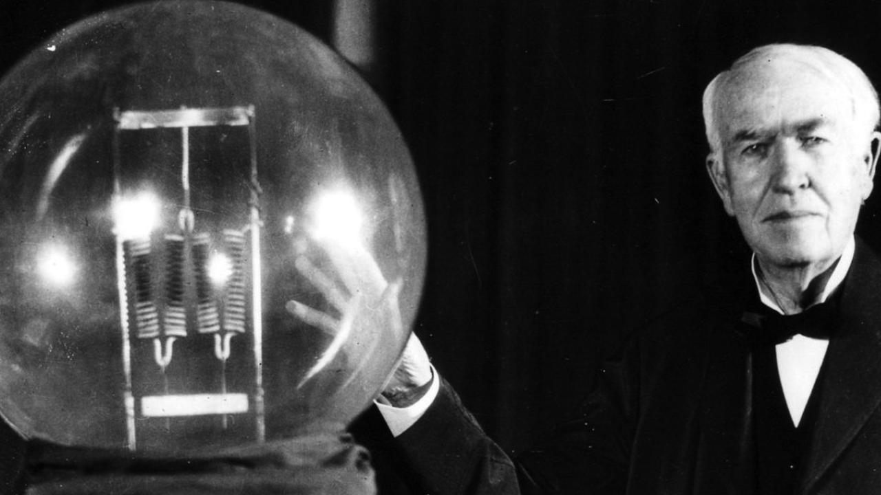 El exito de Thomas Edison