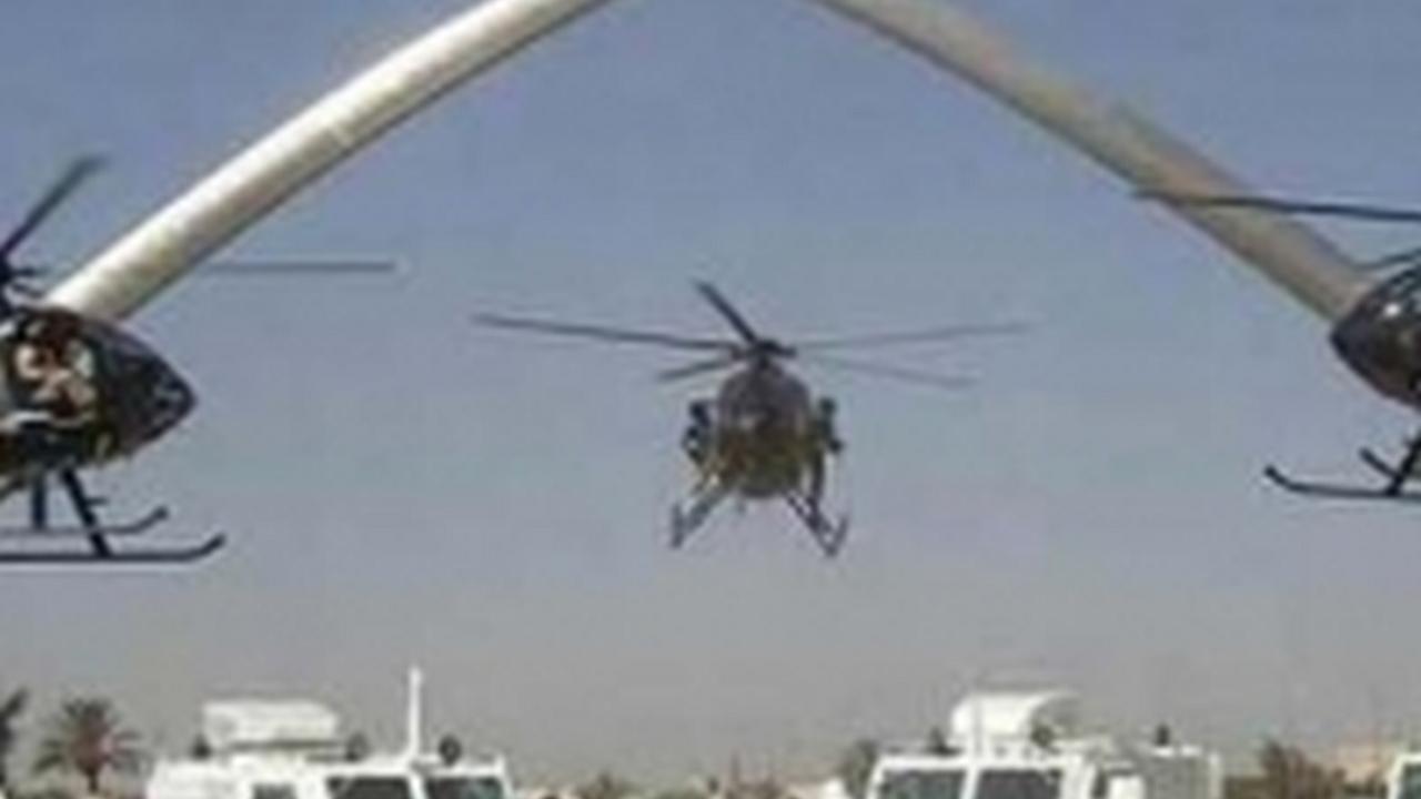 Empresa que provee de mercenarios a Irak podría entrar a Colombia