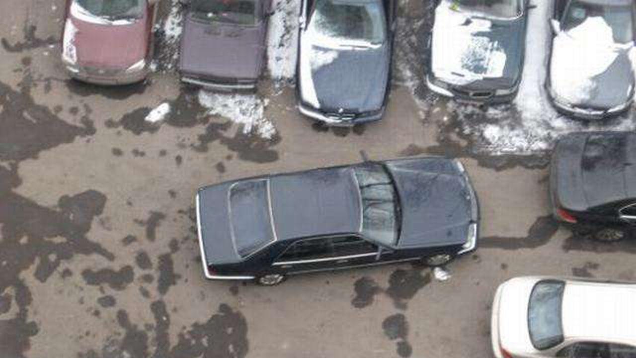 ¿Es parquear un carro algo muy difícil de hacer para usted?