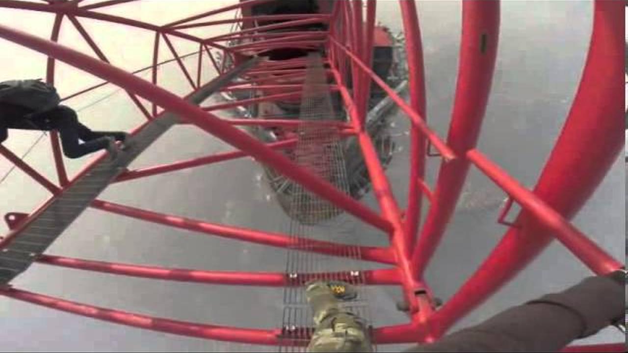 Escalada a la Torre de Shangai
