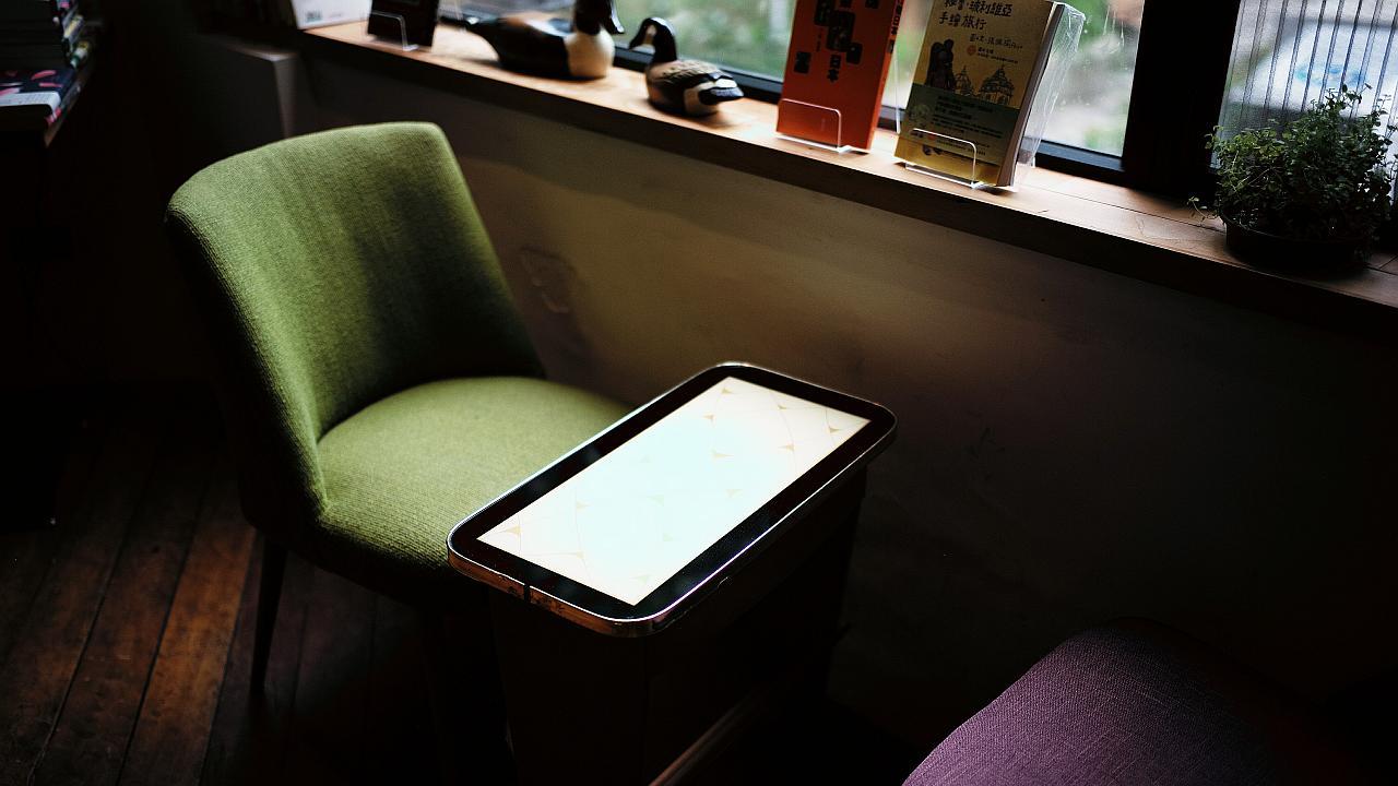 Una silla especialmente diseñada para los que navegamos mucho por la Web