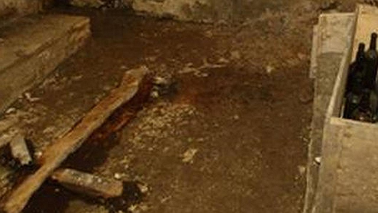 Familia descubre iglesia debajo de su casa accidentalmente