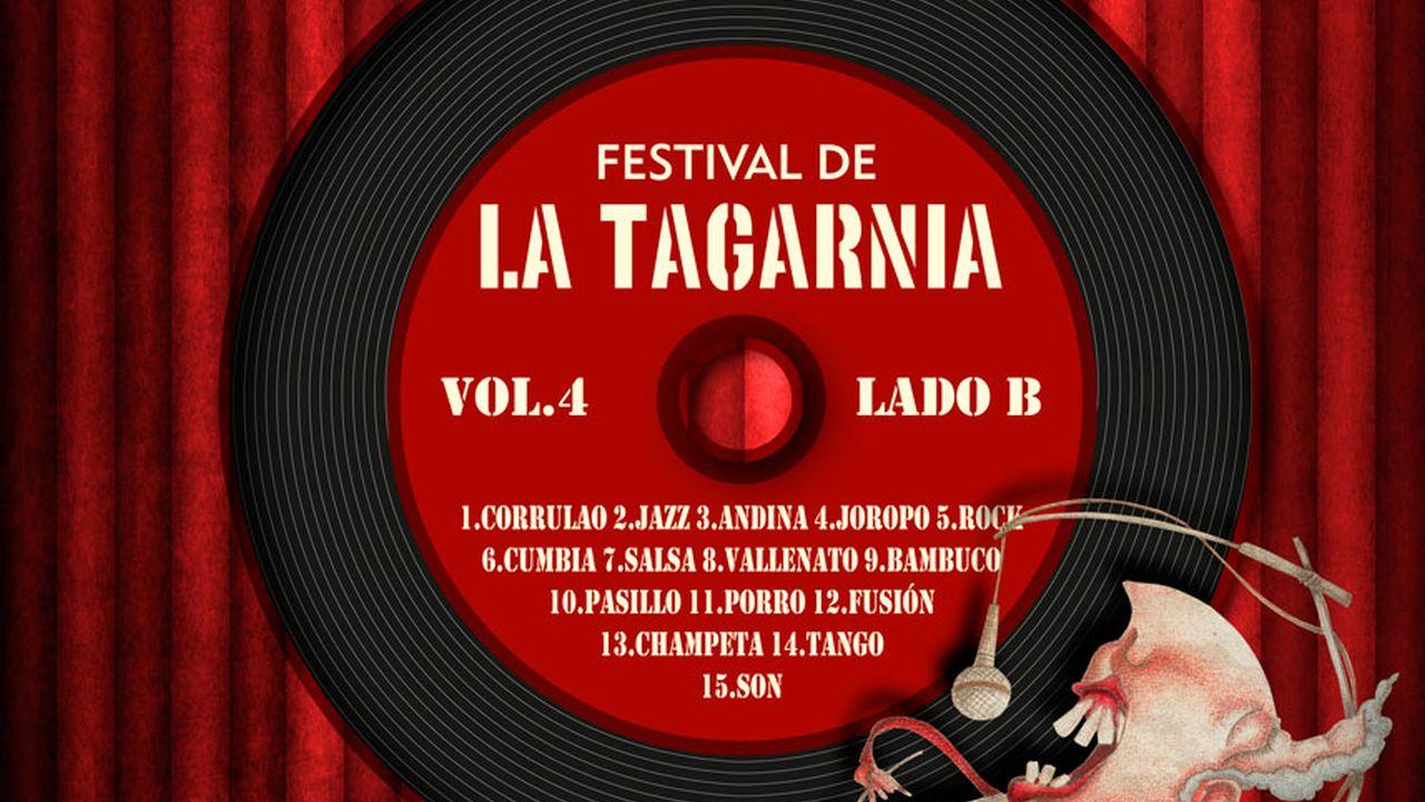 Festival de la Tagarnia Vol 2, en Salento, Quindio
