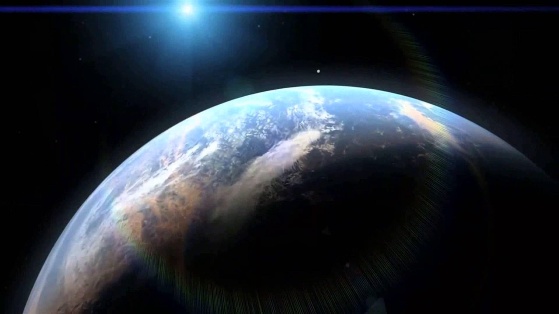 Vemos el globo terráqueo que nos muestra una pequeña parte de la esfera