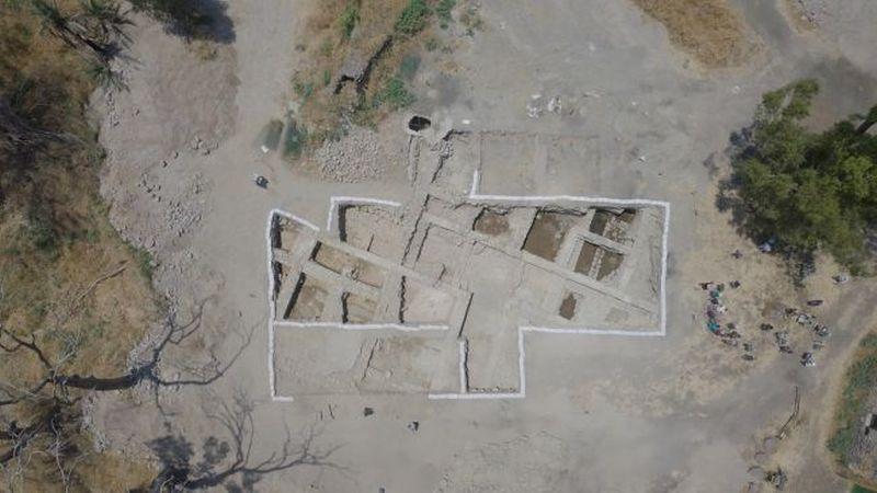 Foto desde arriba en forma de planos
