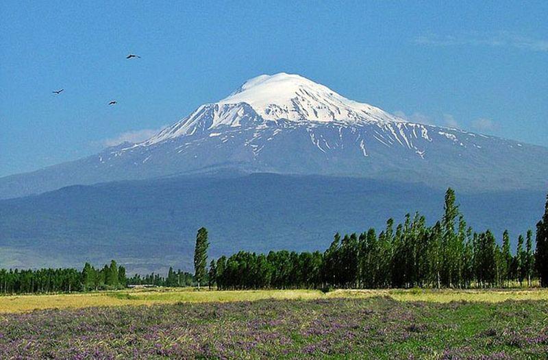 Foto al Monte Ararat