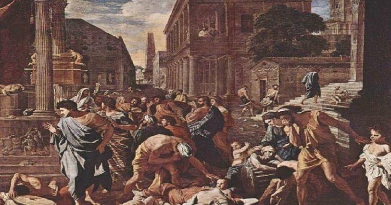 Personas preocupadas rodeadas de personas en el suelo