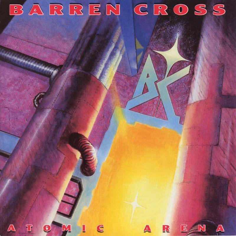 Logo de Barren Cross