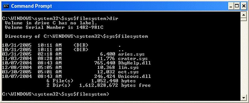Vemos otro virus una pantalla que muestra cantidad de numeros y letras