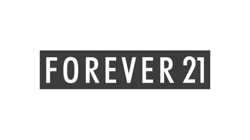 Imagen que muestra el logo de Forever 21