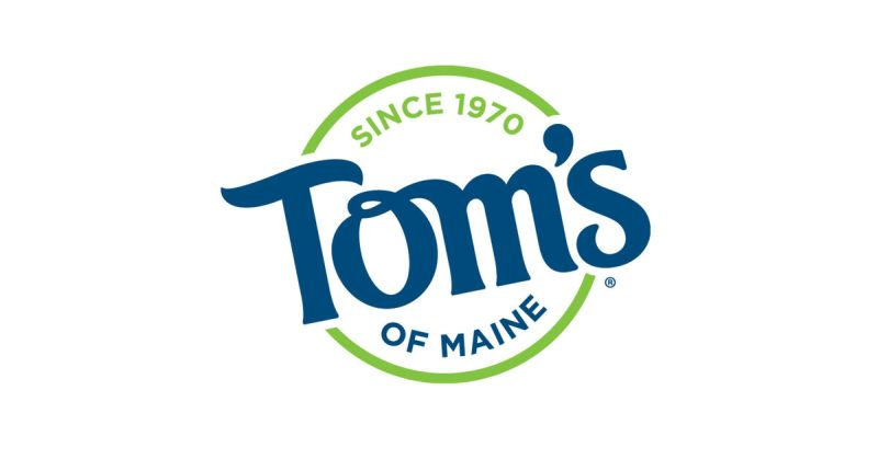 Imagen que muestra el logo de Tom's de Maine