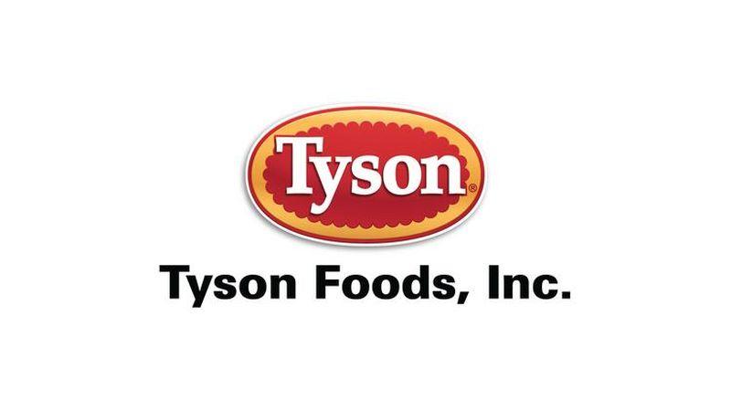 magen que muestra el logo de Tyson Foods, Inc.