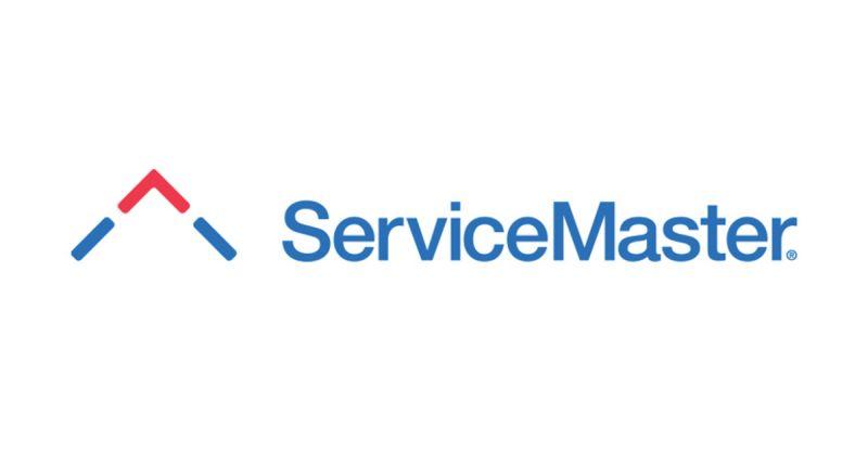 Imagen que muestra el logo de ServiceMaster