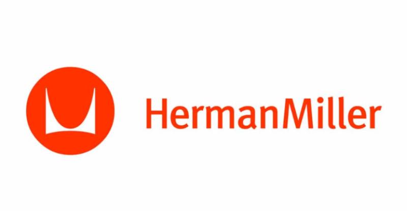 Imagen que muestra el logo de Herman Miller