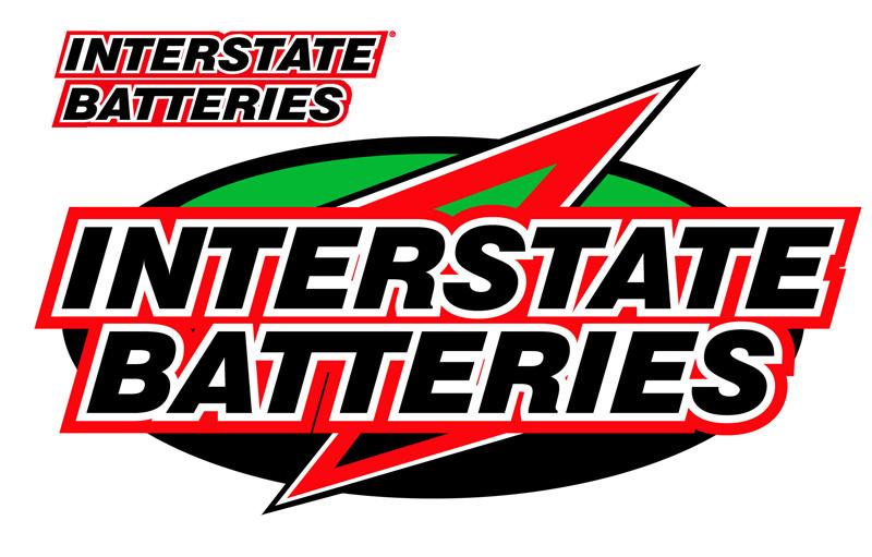 Imagen que muestra el logo de Interstate Batteries