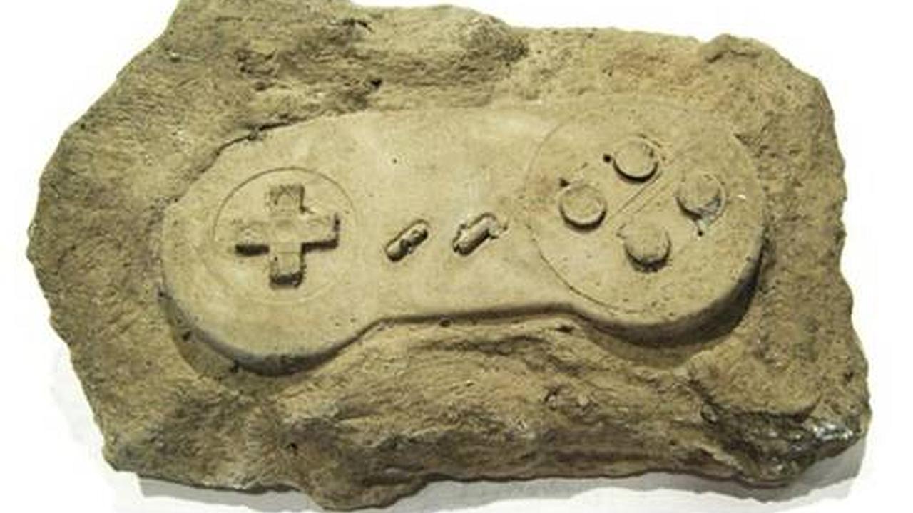 Fosiles modernos