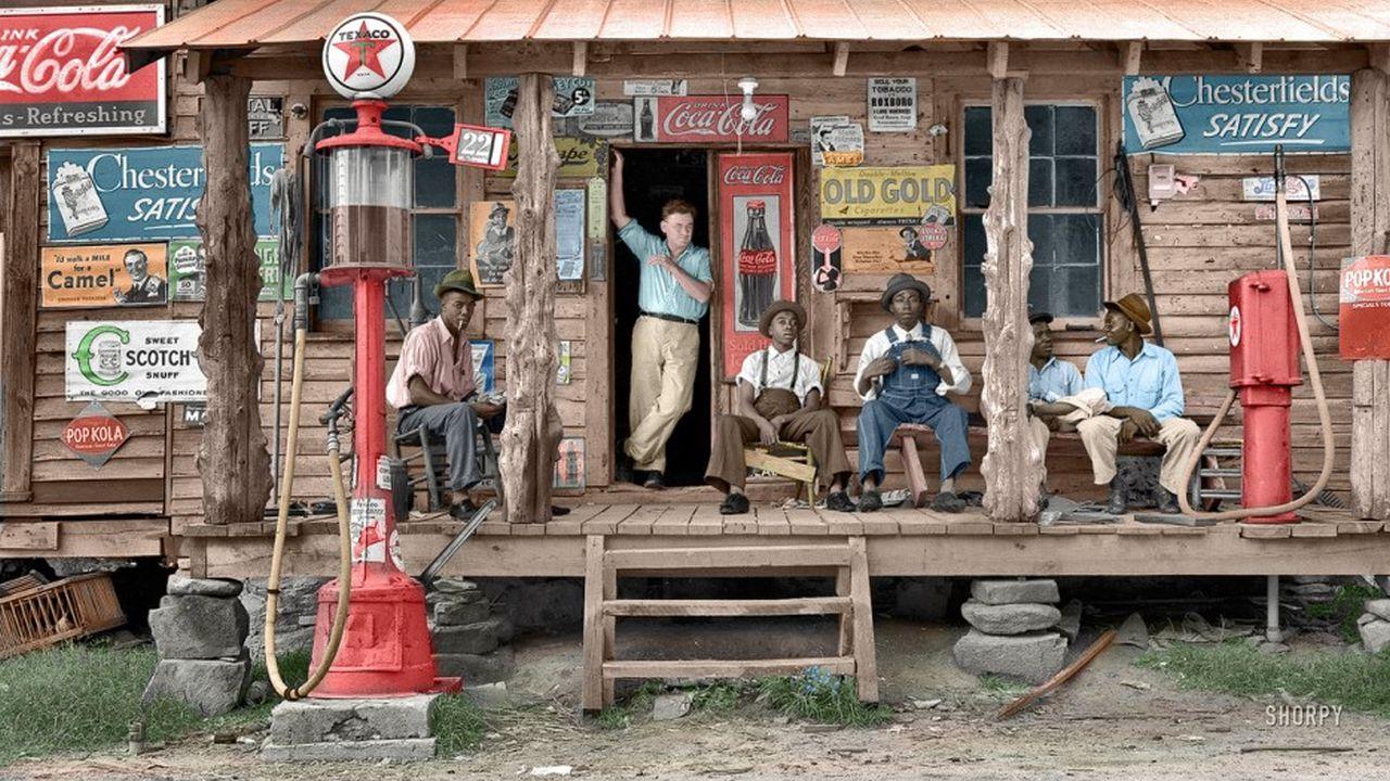 50 Fotos Históricas a Color que nos Muestran un Pasado Lleno de Vida