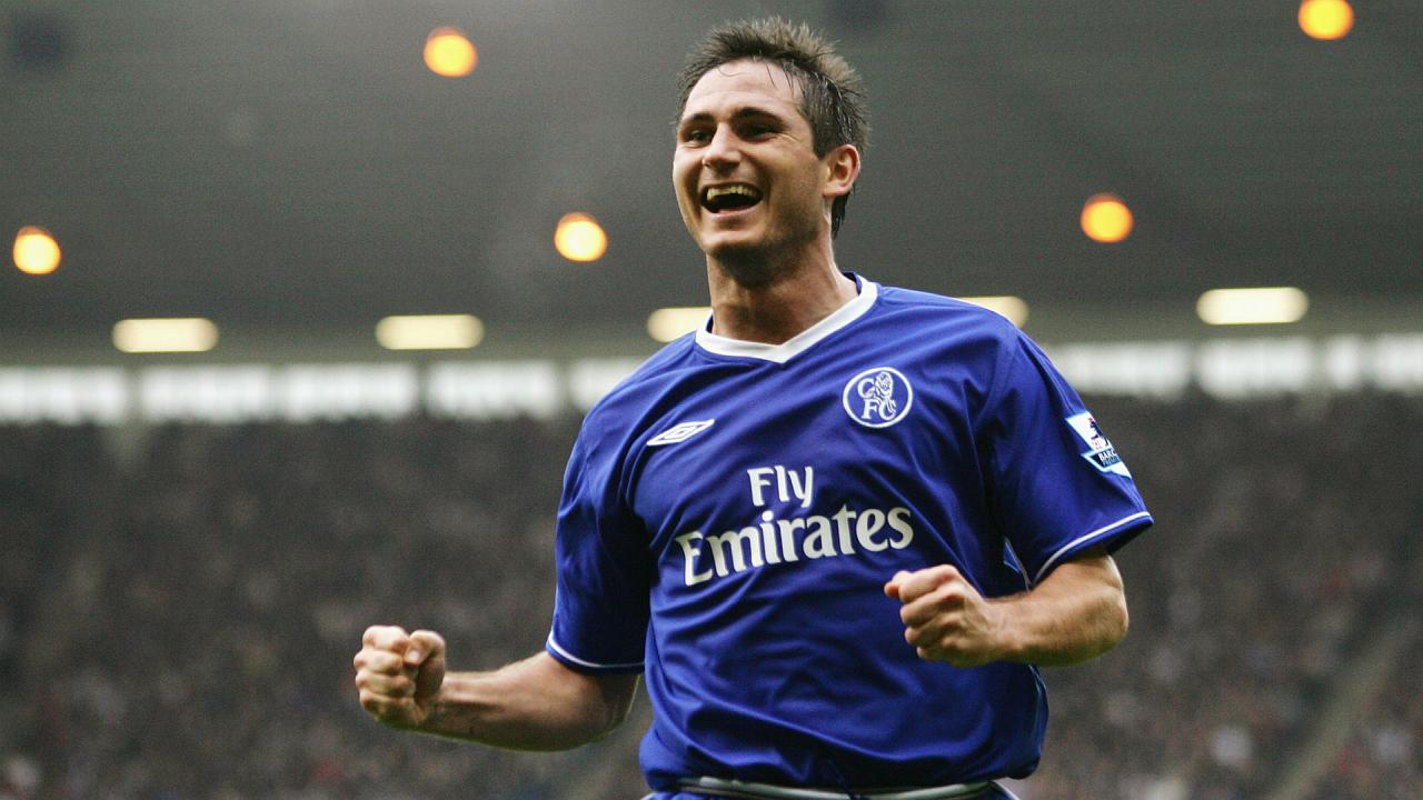 Frank Lampard es Conocido como el Albert Einstein del Fútbol