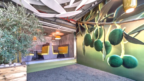 google office tel aviv 31 camenzind 31 33 fotos de las asombrosas oficinas google en tel aviv