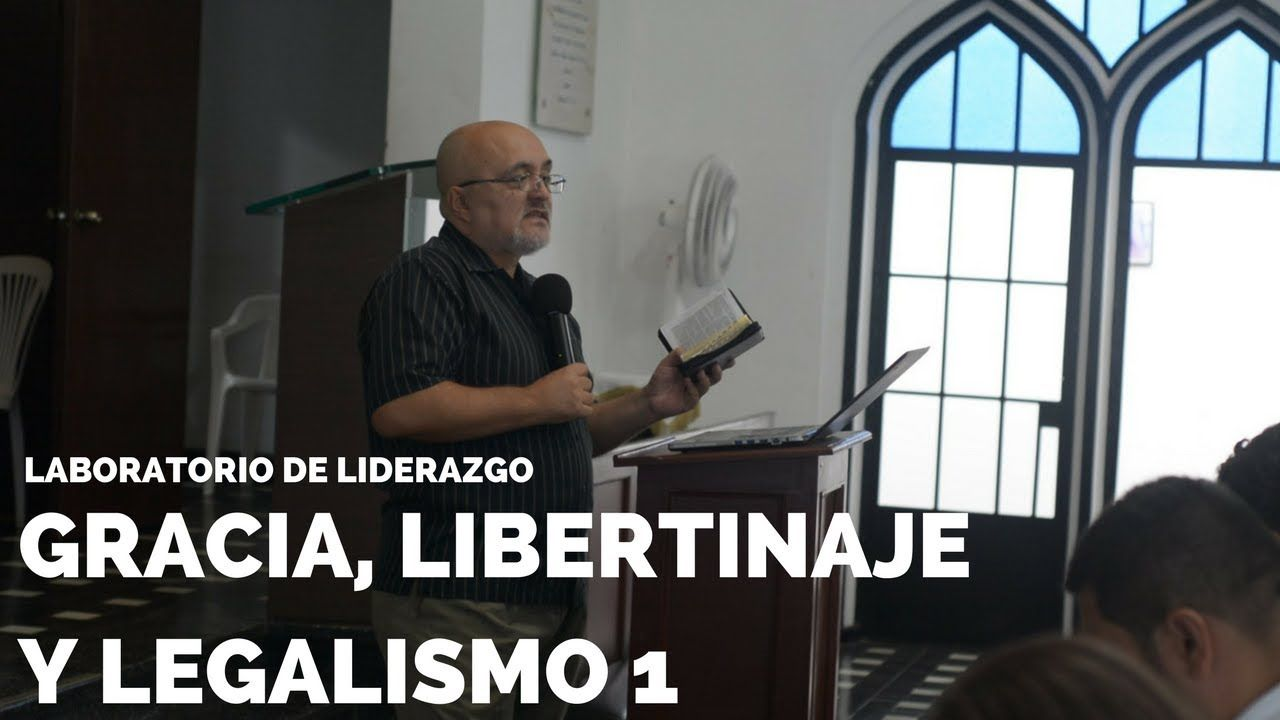 Gracia y libertinaje