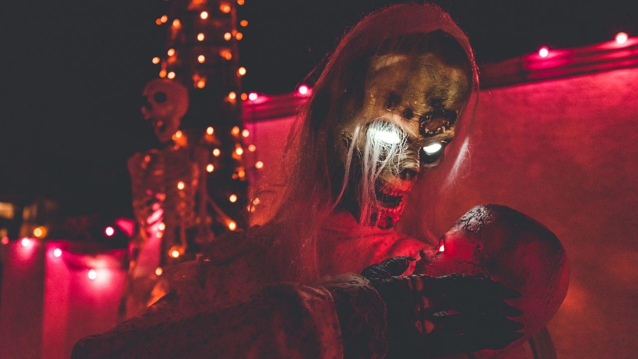 Halloween, Besos y Aletas