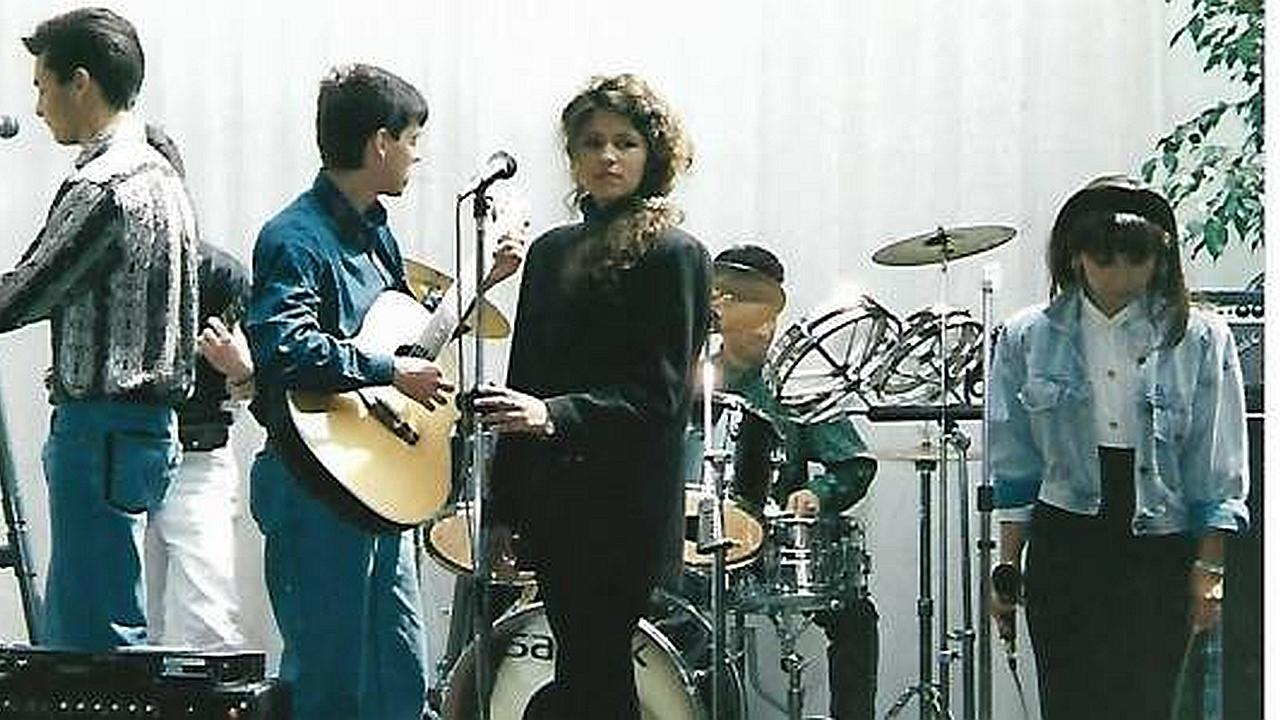 Historia del rock gospel en Colombia