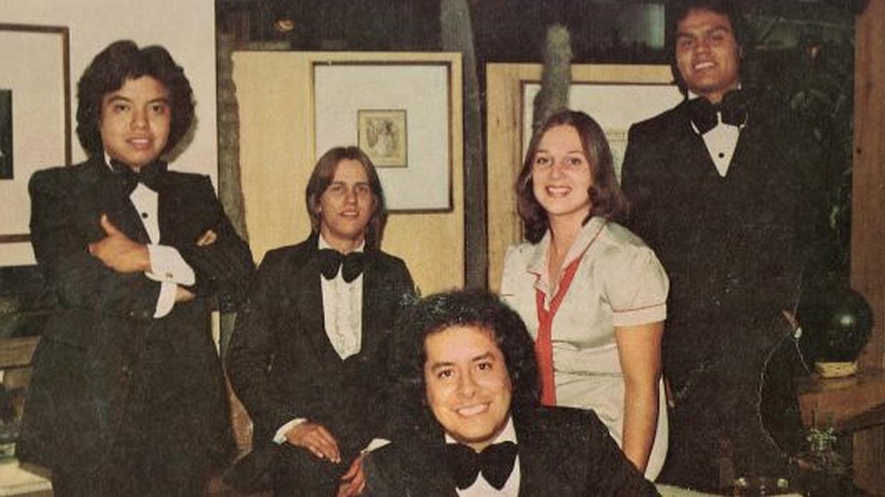 Historia del rock gospel latino