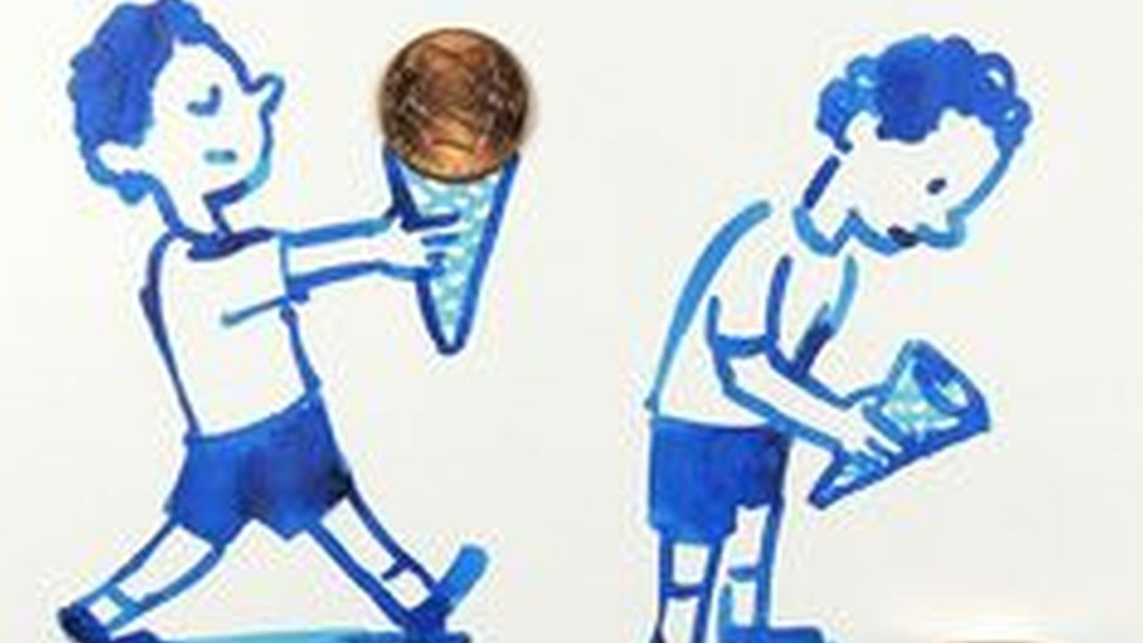 20 Dibujos Creativos Creados Usando Elementos que Usamos todos los Dias