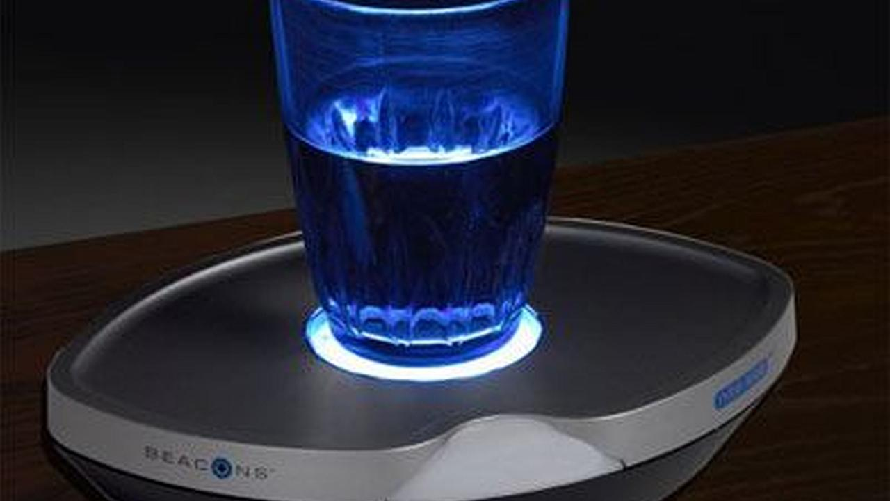 Invento para los que toman agua en las noches