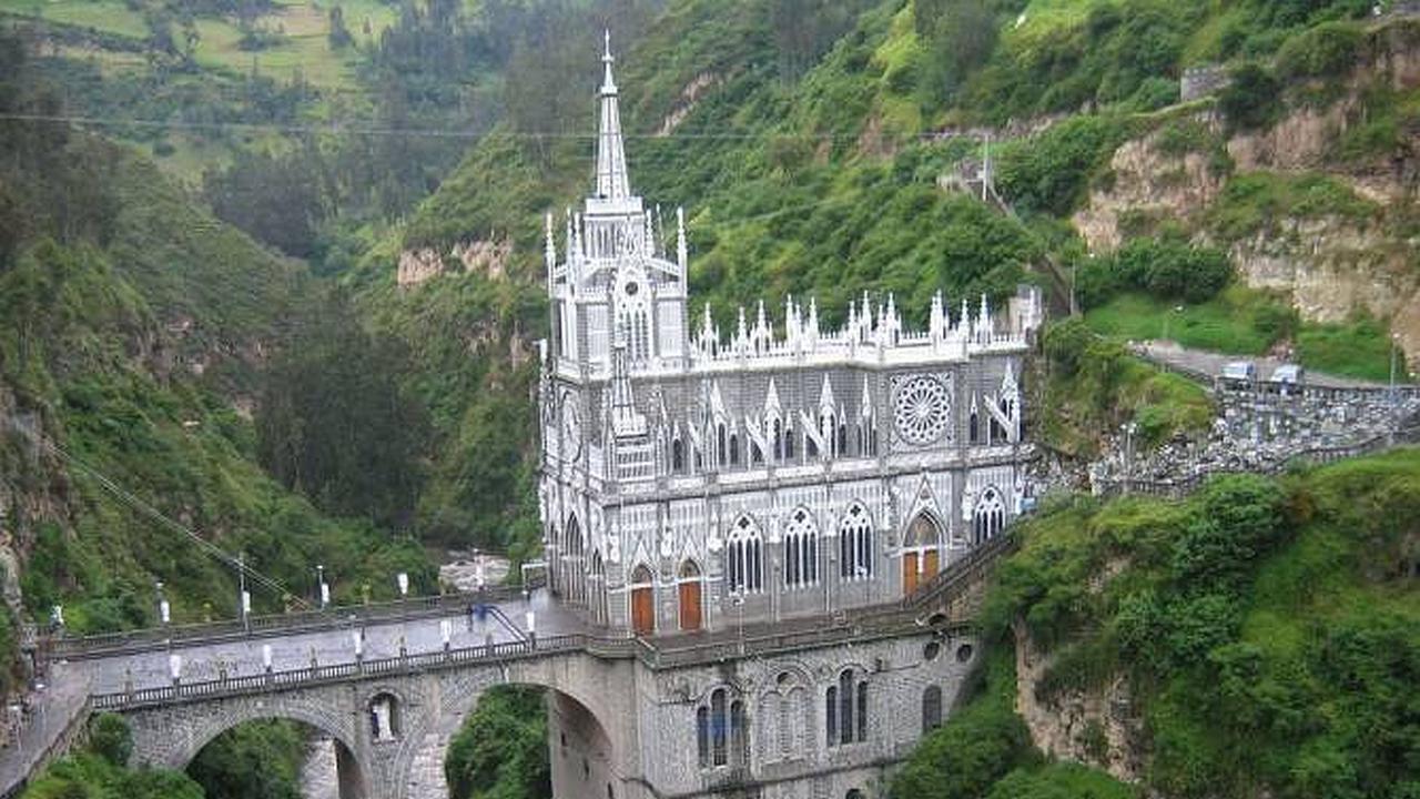 Las 5 iglesias con la mejor vista del mundo