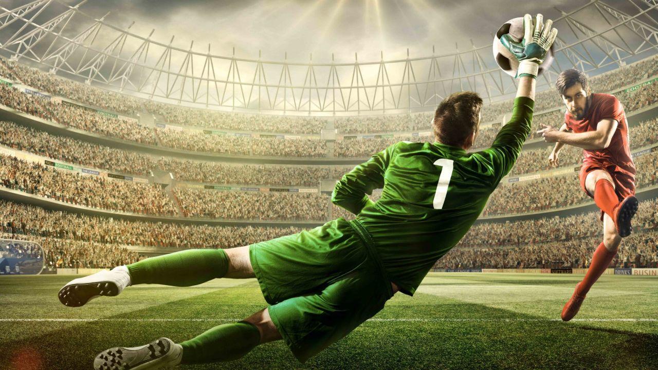La celebracion de gol mas extraña del mundo