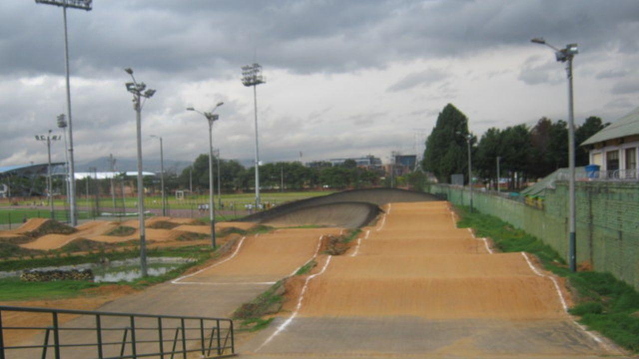 La mejor pista de bicicross de suramérica