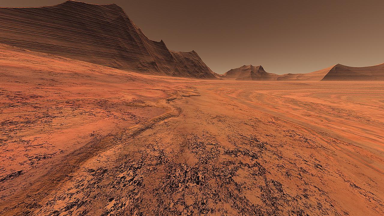 La NASA da por terminada la misión de su mas reciente misión a Marte