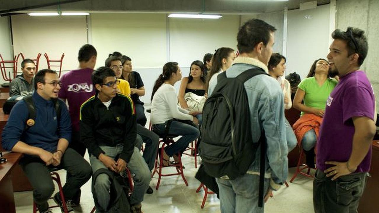 La primer reunión Grupos ZonaJ en la Universidad del Quindio