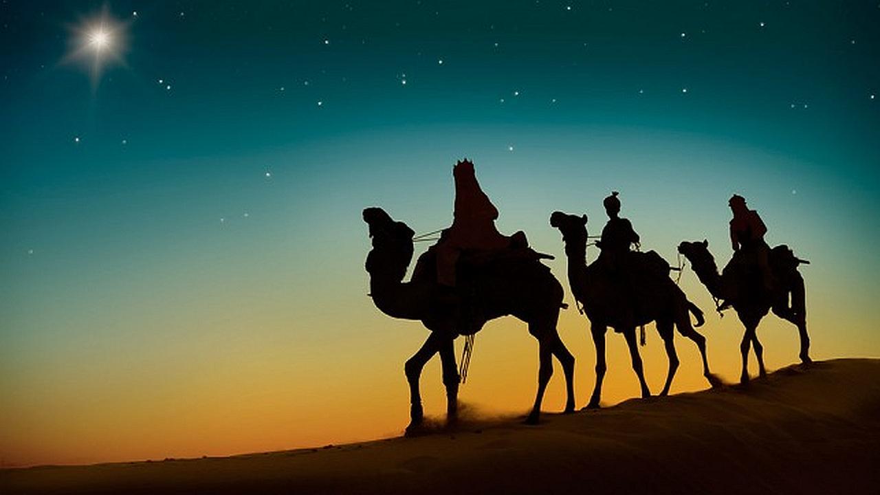 La Primera Navidad En El Cielo (Una Suposición)