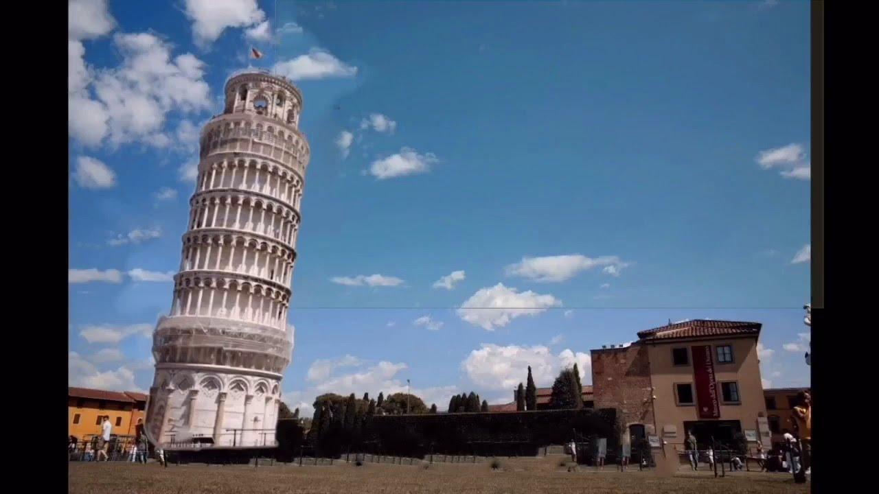 La Torre de Pisa ya no se Inclina