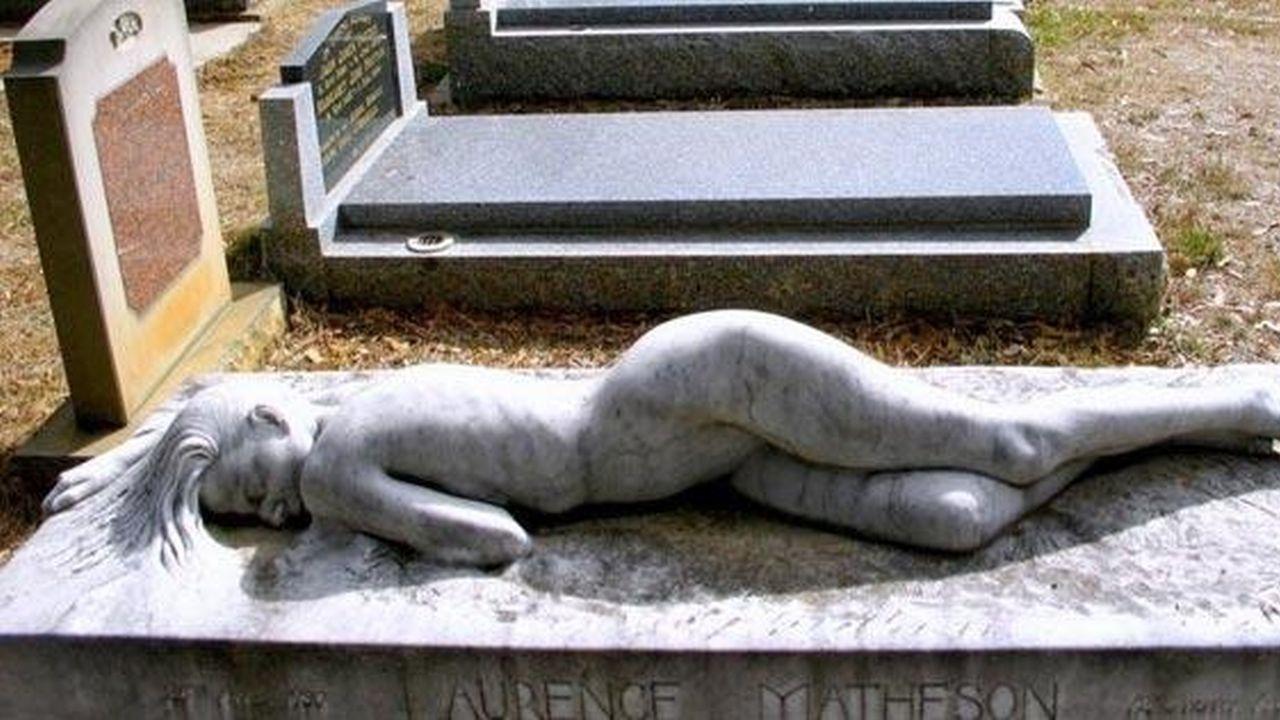 La tumba más conmovedora del mundo