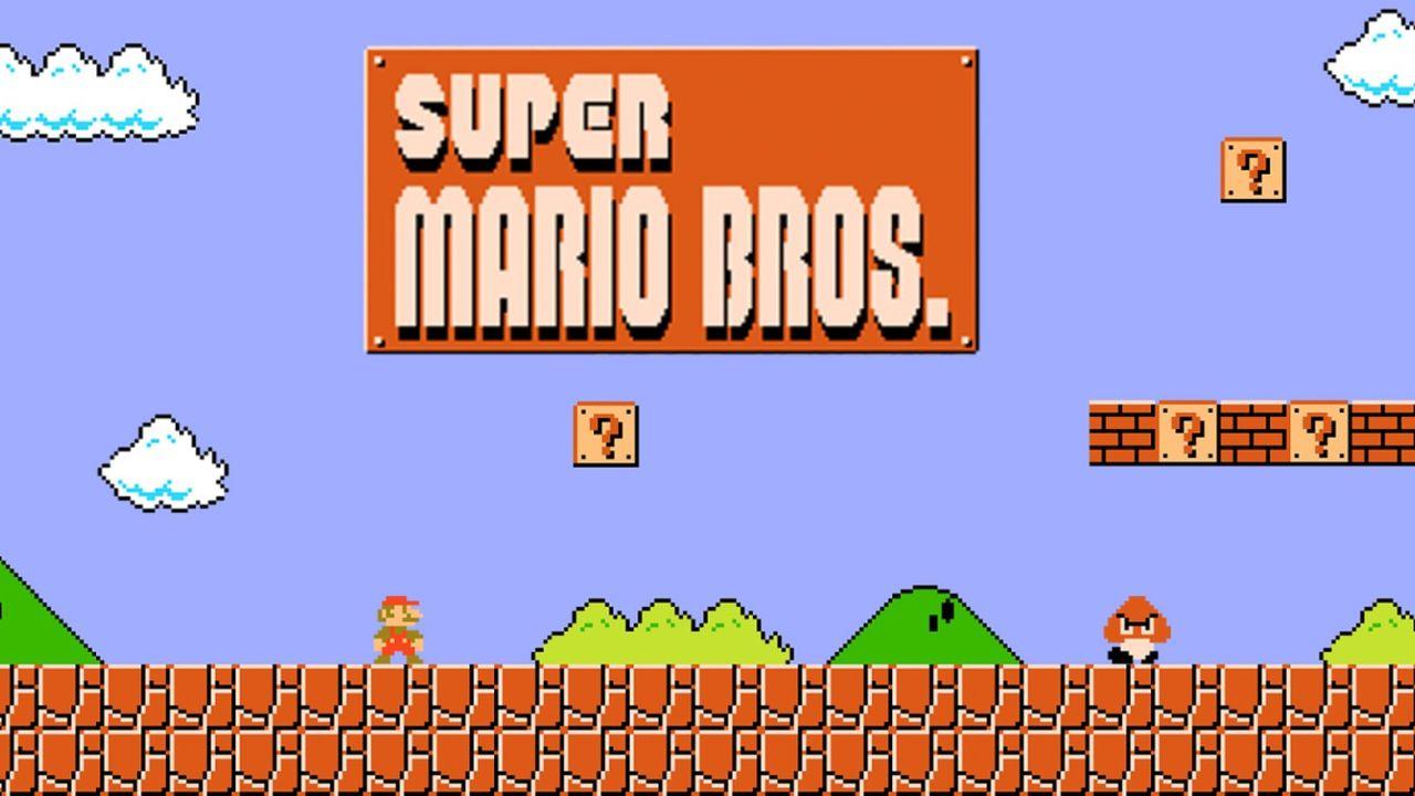 La Verdadera Historia del Videojuego Super Mario Bros