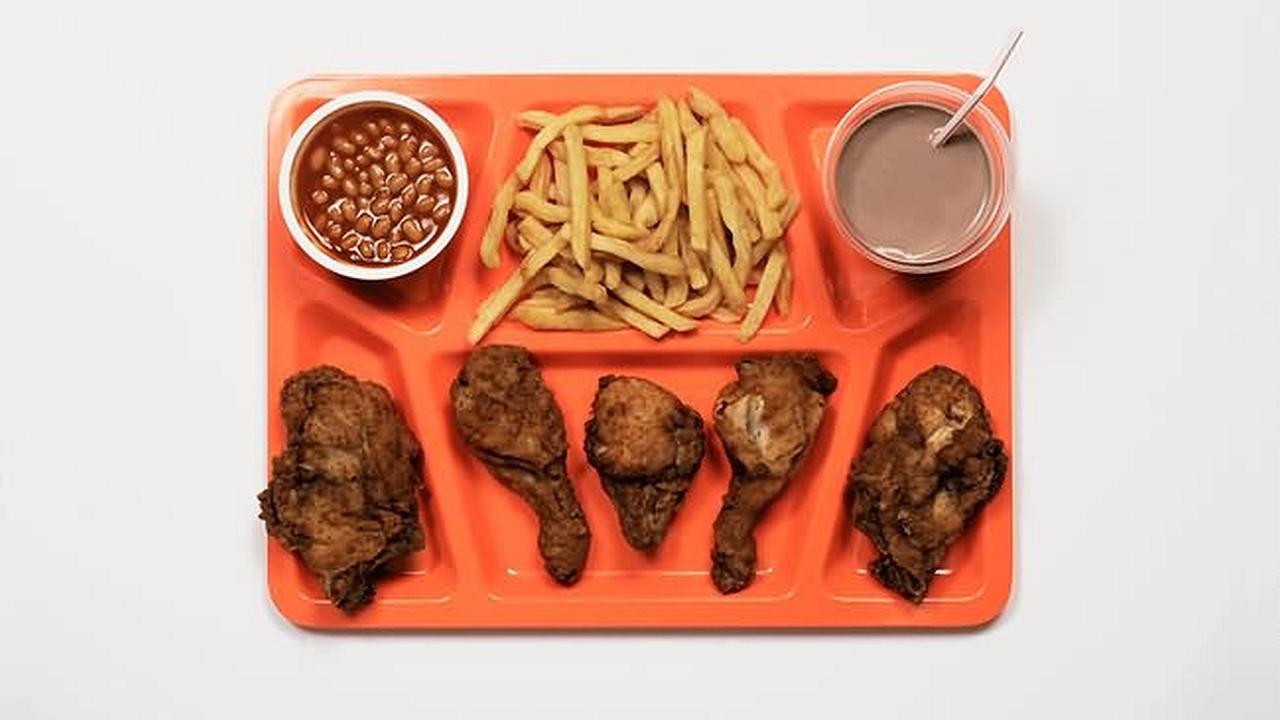 Las últimas comidas de condenados a pena de muerte