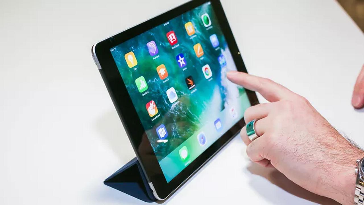 Lo que las huellas en la pantalla de un iPad revelan