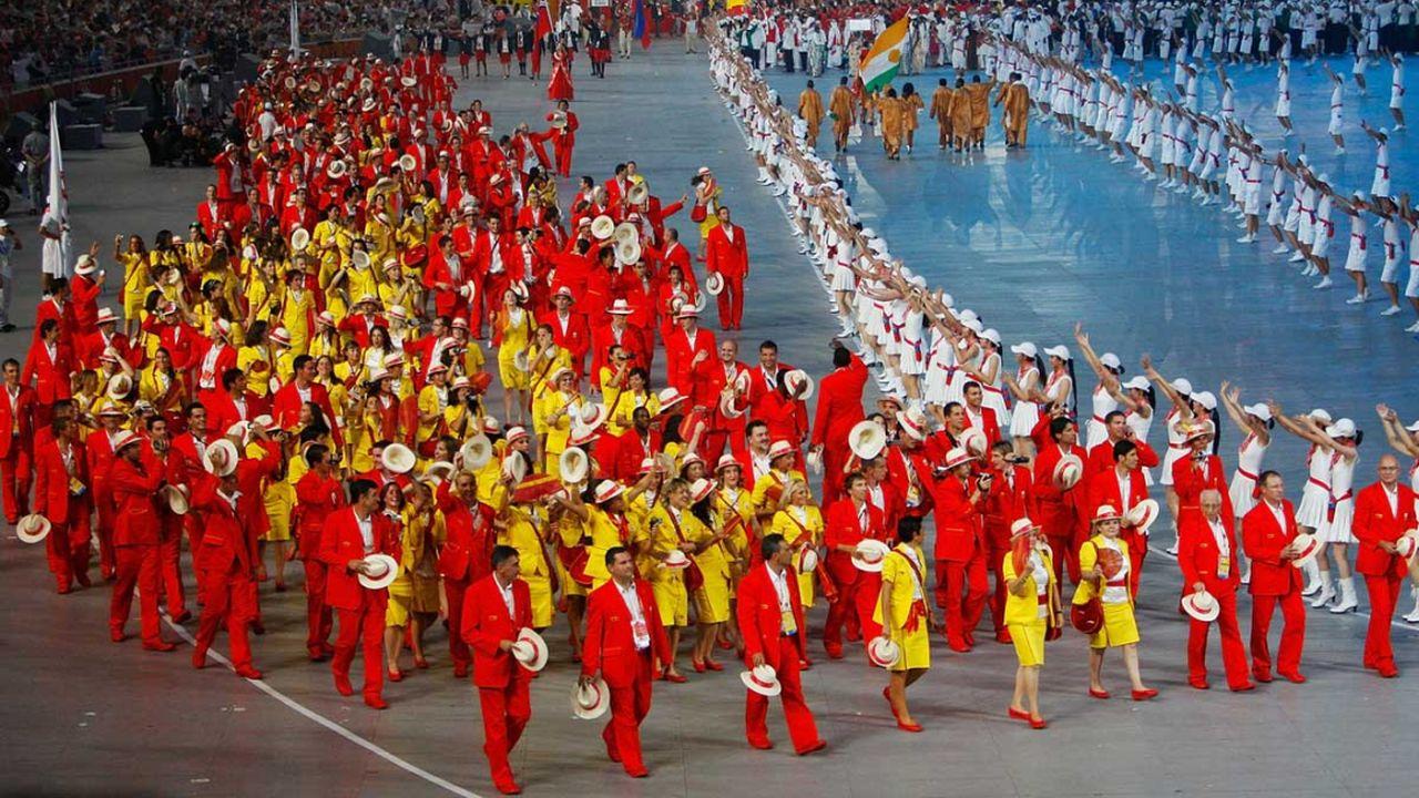 Los 10 atletas mejor pagados de los juegos olímpicos Pekín 2008