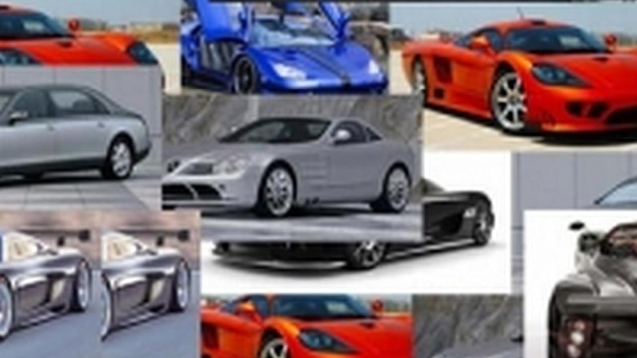 Los 10 automoviles mas caros del mundo 2008-2009
