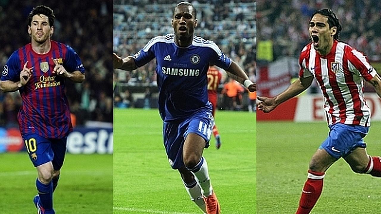 5 Futbolistas que No Jugaron Profesionalmente en su País