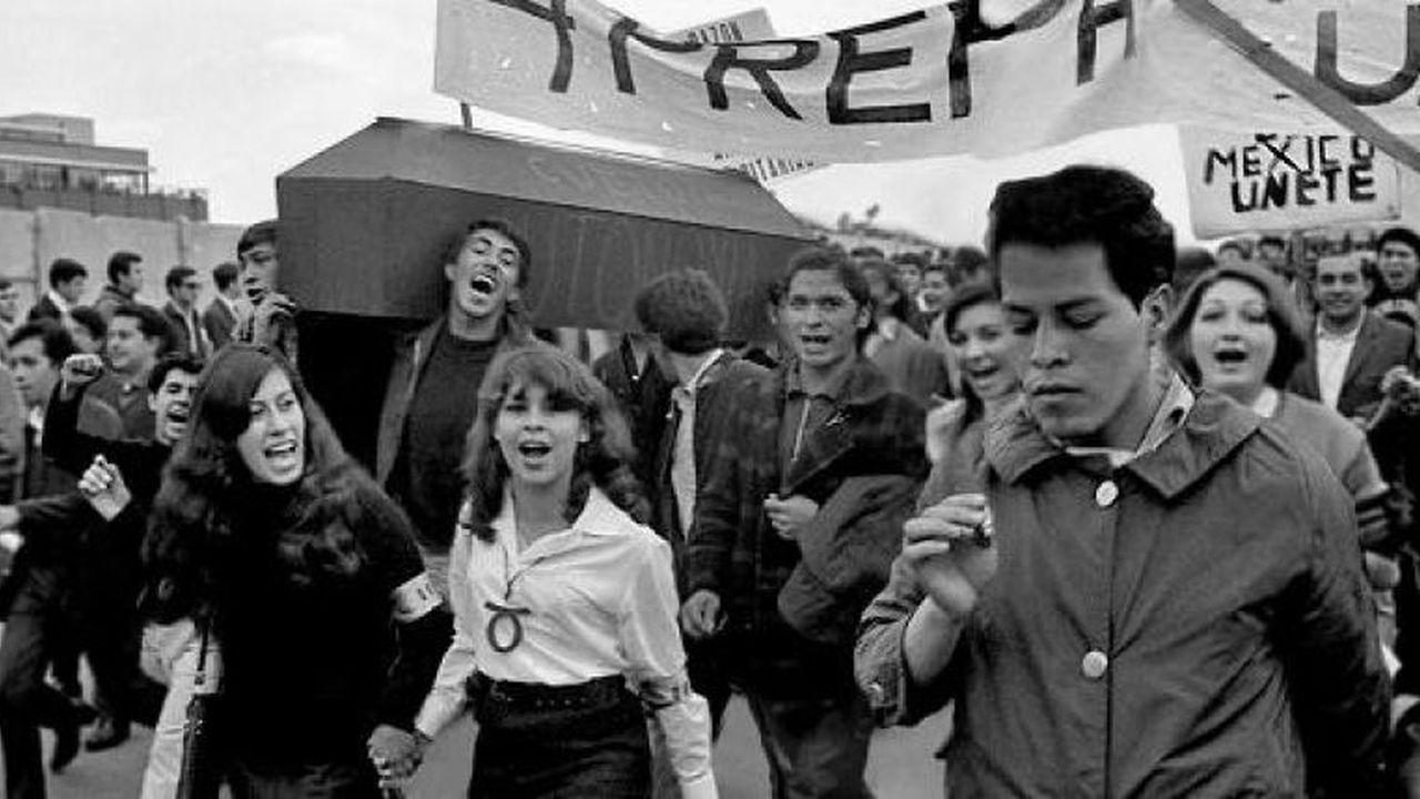 Los jóvenes de 1968