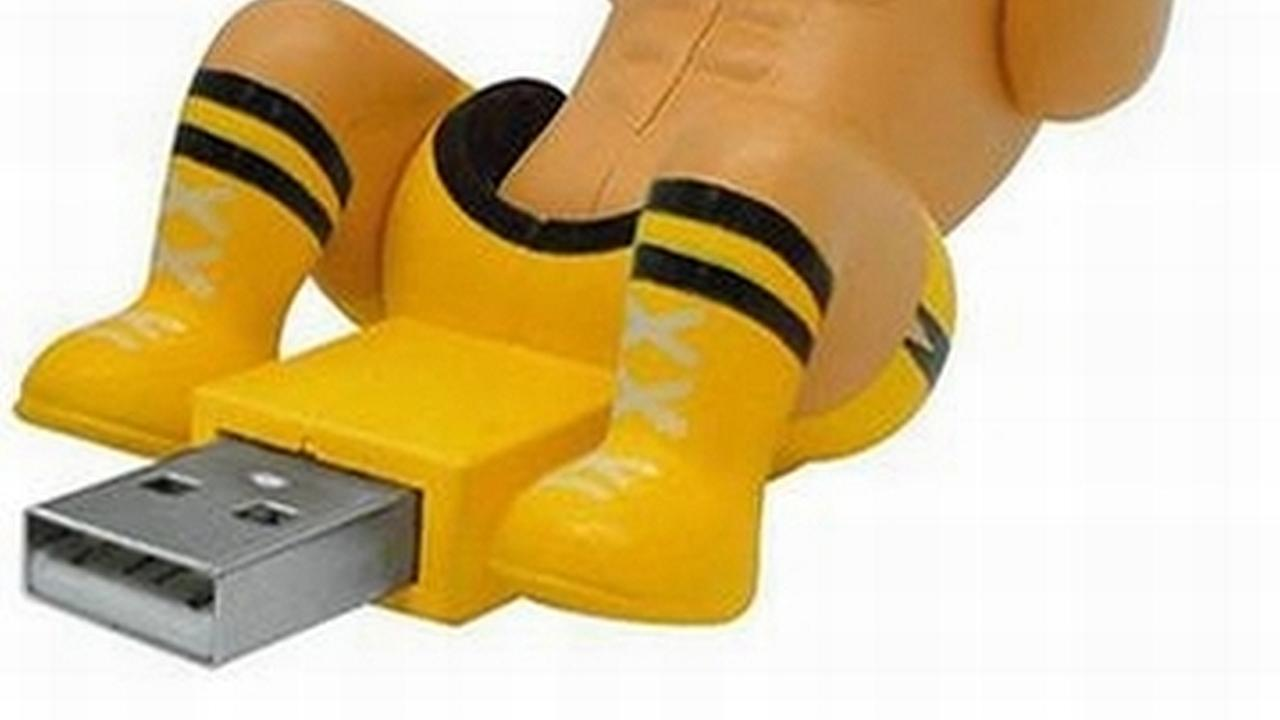 Memorias USB de Rocky Balboa