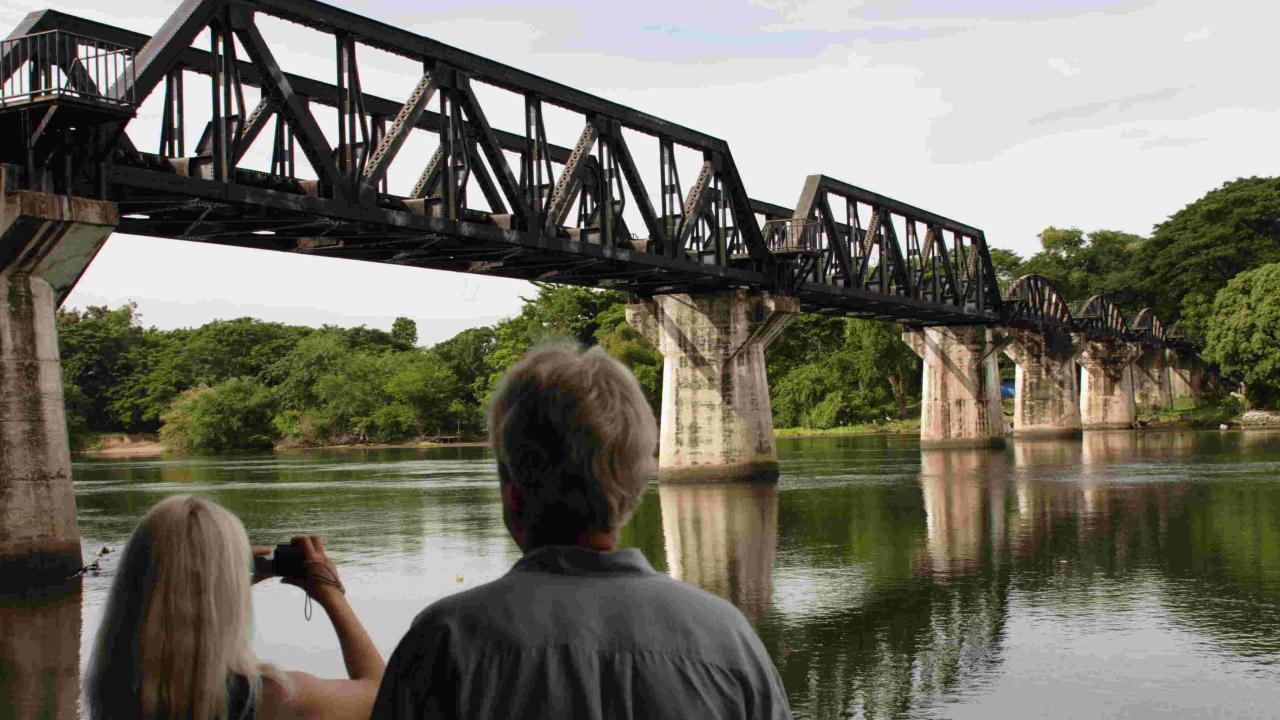 Milagro en el río Kwai