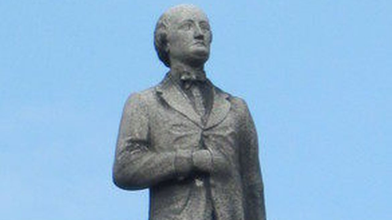 Monumento a Morgan, Batavia, Nueva York