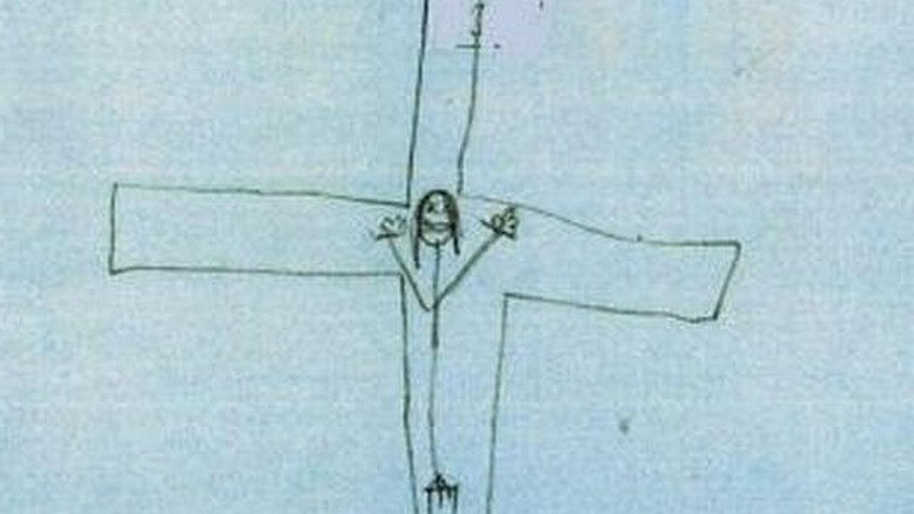 Niño de primaria suspendido de la escuela por dibujo de Jesus