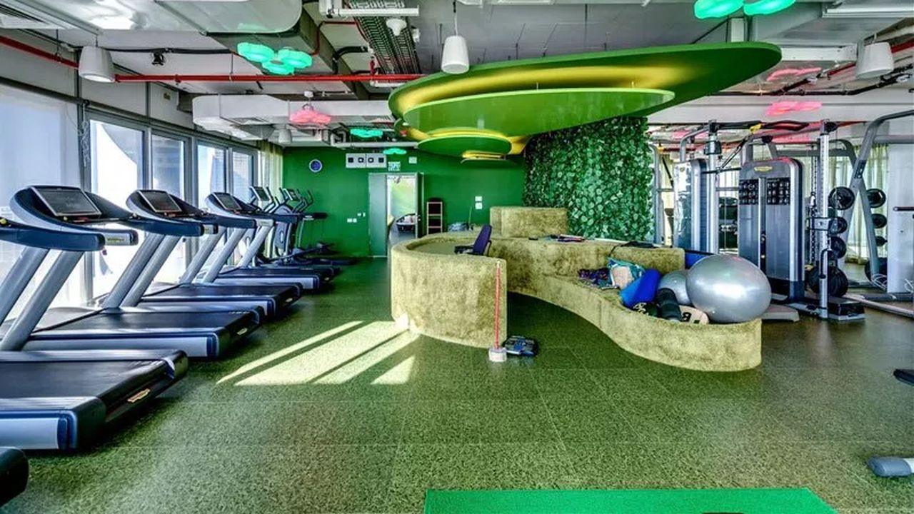 Nuevas oficinas de Google en Tel Aviv